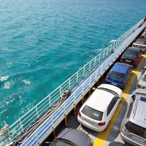 auto transport by ship