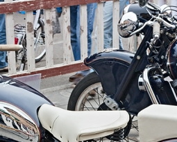 Invest in Motorcycle Transport to Protect Your Vintage Bike